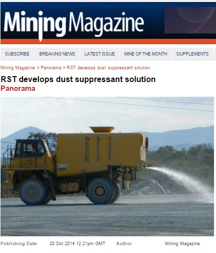 2014 October - Mining Magazine - Gen 2 HWD (1)