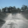 RST's Heavy Water Being Applied to a Haul Road